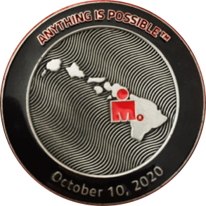 Kona qualification coin